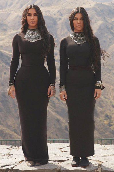 Ким Кардашьян поделилась радостью: Конгресс признал геноцид армян
