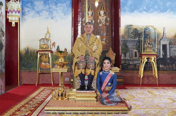Опальная фаворитка - За что король Тайланда лишил вторую жену всех титулов
