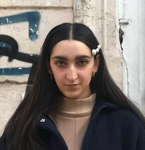 Армина Арутюнян - новые нестандартные лица в мире моды