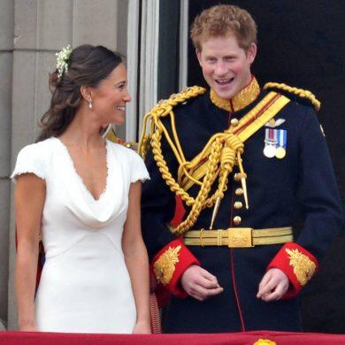 Почему принц Гарри так волновался на свадьбе брата и Кэтрин