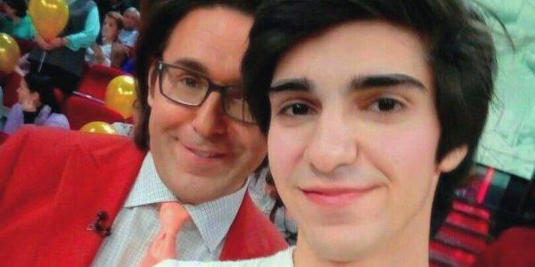 Николай Цискаридзе нервничает при упоминании о внебрачном сыне