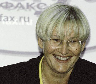 Елена Батурина - снова самая богатая женщина страны