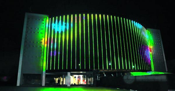Владимир Дубинский рассказал о новом торговом центре в Каменском