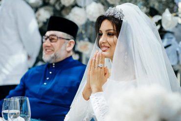 """Он все время спрашивал: """"Она думает, я кто? Билл Гейтс?"""" - Экс -король Малайзии в шоке от запросов Воеводиной"""