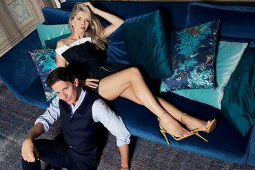 Константин Меладзе проигнорировал дебют жены в мире моды