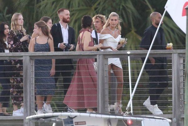 Свадьба Джастина Бибера и Хейли Болдуин: кое-кто невзлюбил их на всю жизнь