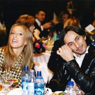 Миллиардер Умар Джабраилов неожиданно вспомнил свой роман с Ксенией Собчак