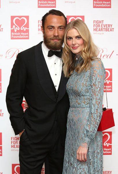 Брат Кейт Мидлтон женится на француженке, владеющей 4-мя языками и имеющей степень финансового магистра