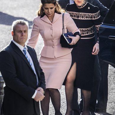 Новости от принцессы Хайи - новые слушания в суде