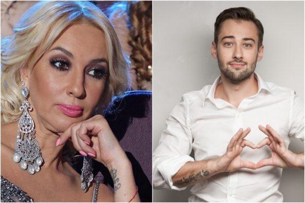 Леру Кудрявцеву впустили на НТВ за псевдороман с геем Сергеем Лазаревым