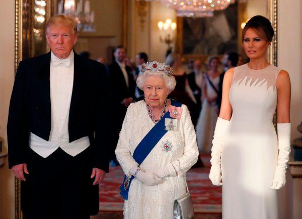 Дональд Трамп переживает за Меган Маркл