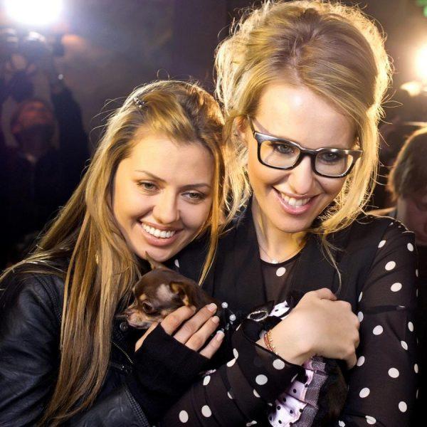 """Виктория Боня: """"У Собчак аллергия на красивых женщин, она мне завидует"""""""