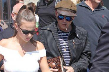 Сбежавшая невеста - Не везет Джонни Деппу с женщинами