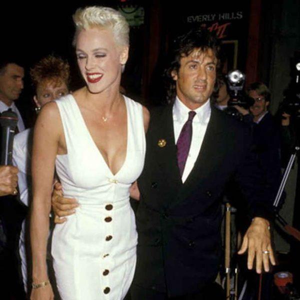 Как подрались Мадонна и экс-супруга Сталлоне