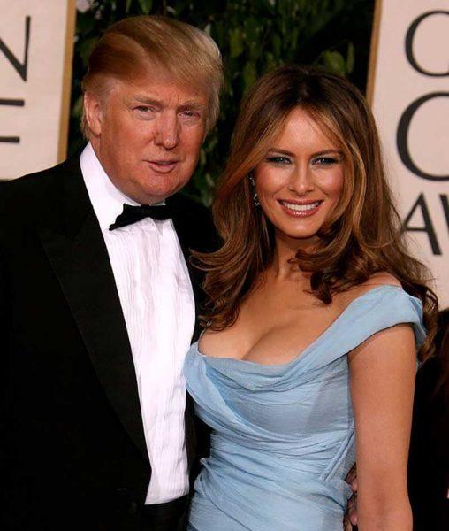 Инсайдер рассказал об истинных отношениях между Дональдом Трампом и Меланией