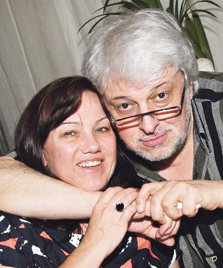 настройках, вячеслав добрынин с женой фото красивый
