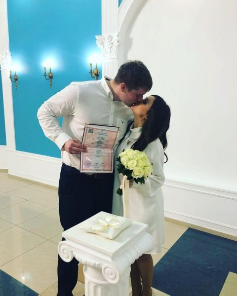 Сын Марии Шукшиной женился на девушке старше себя