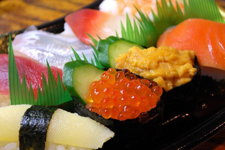 Суши - полезно или нет?