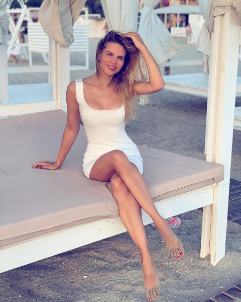 """Степан Джигарханян об Ольге Казаченко: """"Не каждый день можно встретить столь горячую красотку"""""""