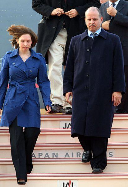 33-летняя сестра принцессы Хайя выходит замуж за 25-летнего британского журналиста