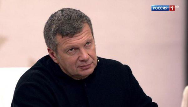 Владимир Соловьев рассказал о бывшей жене и самой страстной любовнице