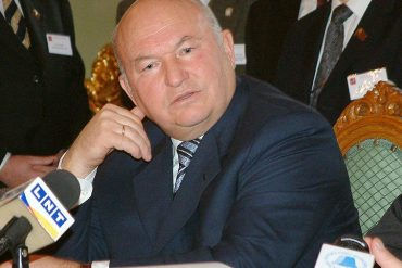 Сегодня не стало бывшего мэра Москвы Юрия Лужкова