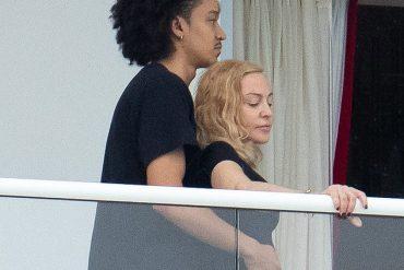 Новый бойфренд младше Мадонны всего на 35 лет - и как он затягивается после встречи с ней...