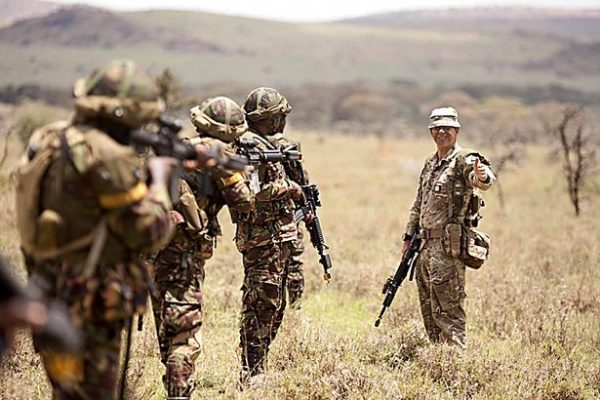 Ким Кардашьян займется набором солдат в британскую армию