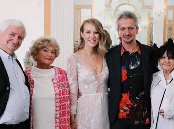 Людмила Нарусова выгнала зятя из дома