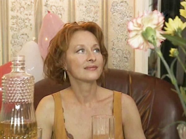 Лариса Удовиченко похорошела и вновь появилась на экране