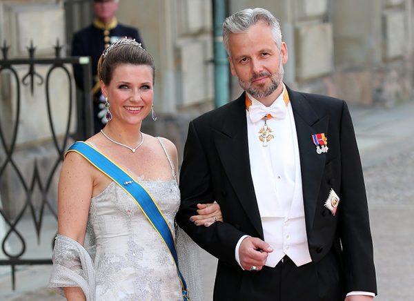 Экс-муж принцессы Норвегии Марты-Луизы, закрутившей роман с шаманом, покончил жизнь самоубийством