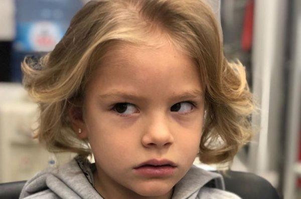 """""""Мать Тимати больная на всю голову"""" - Сеть пришла в ужас от видео с 5-летней внучкой"""