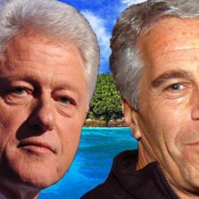 """Билл Клинтон каждый год приезжал на """"ковбойское ранчо"""" Эпштейна, где он проводил генетические опыты"""