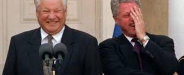 Пьяные курьезы Бориса Ельцина, вспоминая о которых, мы все еще краснеем