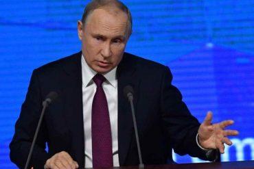 """""""Этого не нужно трогать"""" - Путин нехотя отозвался о Ленине в Мавзолее"""