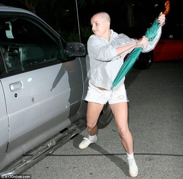 День рождения Бритни - Самые безумные выходки звезды