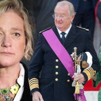 Король Бельгии признал свою внебрачную дочь - Страсть монарха не знала преград