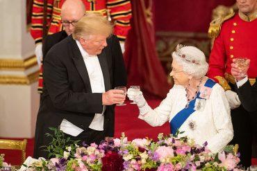 Дональд Трамп прокомментировал выход Гарри из королевской семьи