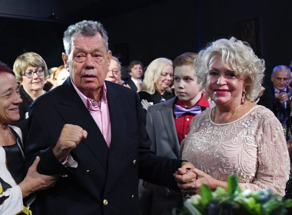 Жена Николая Караченцева подралась с его любовницей у Леры Кудрявцевой