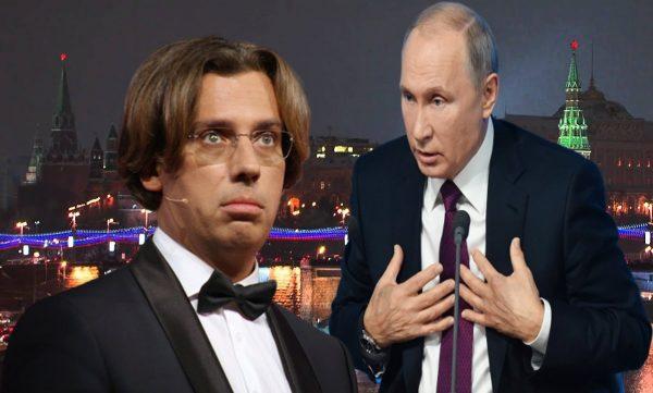 Мелкие неприятности от Пугачевой Манукяна не впечатлили - теперь он задумался о Галкине