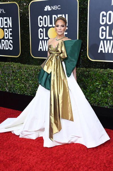 """Лучшие наряды """"Золотого глобуса - 2020"""" - Шарлиз в роли райской птички и Кейт Бланшетт в жемчужине"""