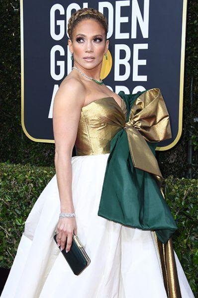 """Джей Ло стала объектом для мемов после церемонии награждения """"Золотого глобуса"""""""