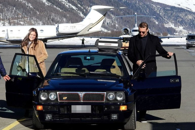 Появилось первое фото со свадьбы Даши Жуковой, а также - Сноуборд, снег, горы, настоящая принцесса среди гостей