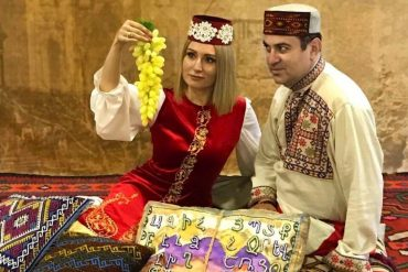 Жена Гарика Мартиросяна прельстилась британской короной