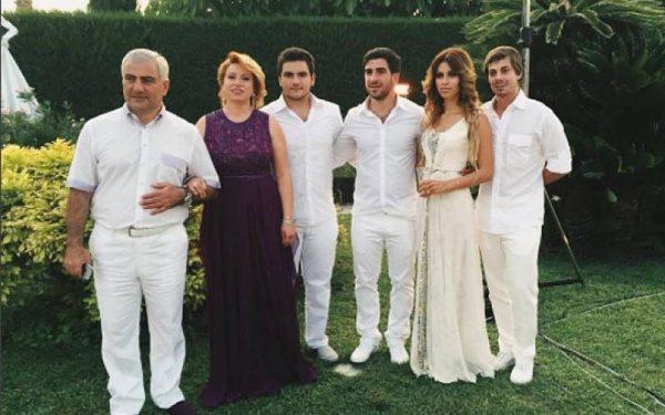 На празднике супруги Самвела Карапетяна пели Киркоров, Басков и Ротару, которая даже от новогодних корпоративов отказалась