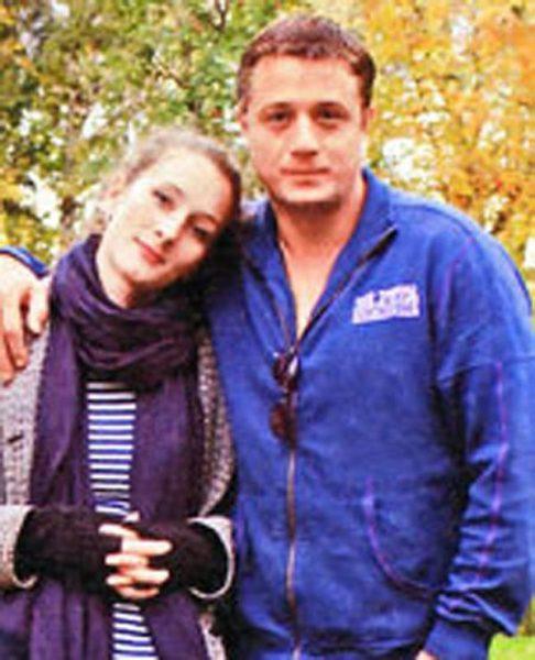 Алексей Макаров показал сестру - дочь Любови Полищук