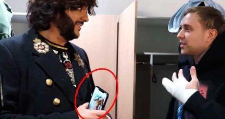 Филипп Киркоров уехал отдыхать с мускулистым красавцем, фото которого красуется у него на телефоне