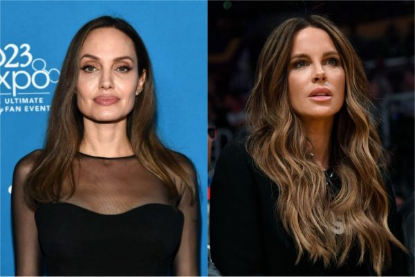 Почему портится внешность женщины - Разница между Джоли и Бекинсейл