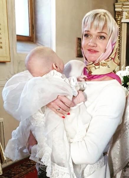 Светлана Хоркина рассказала о сыне, которого родила от мужа Веры Глаголевой