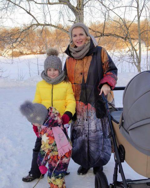 Мария Порошина и ее пятый ребенок снова оказались предметом судебного обсуждения